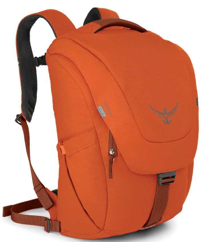 Рюкзак Osprey Flap Jack Pack burnt-orange