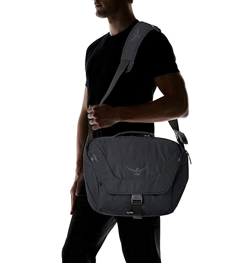 Сумка Osprey Flap Jack Courier black