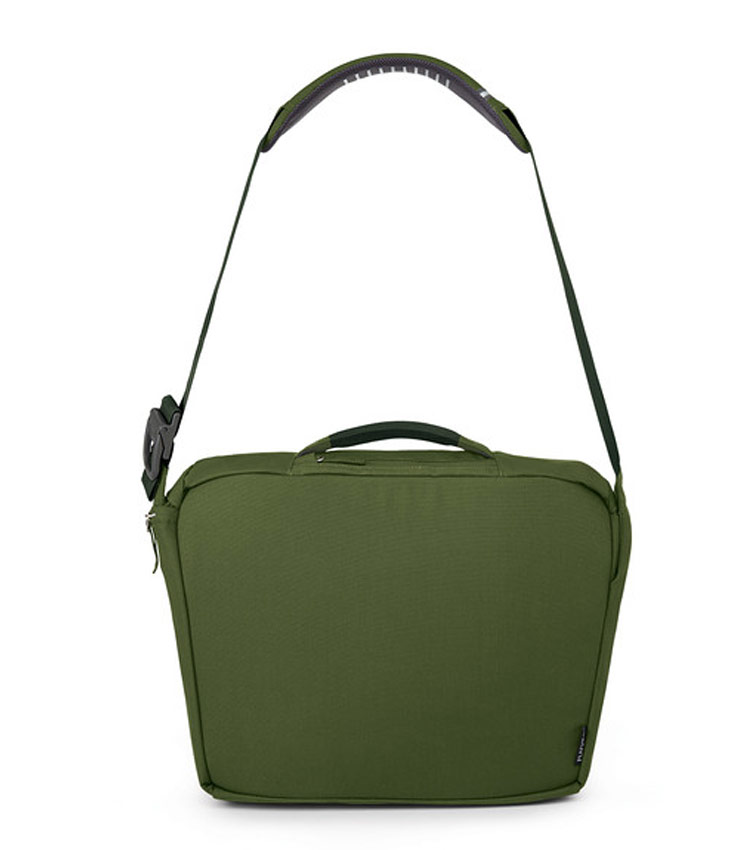 Сумка Osprey Flap Jack Courier peat-green