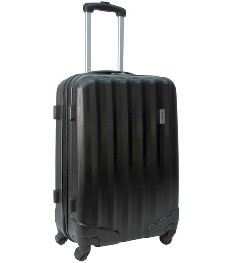 Средний чемодан спиннер Paso 19-1602C (67см)