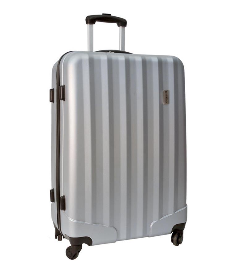 Большой чемодан спиннер Paso 19-1603B (77см)
