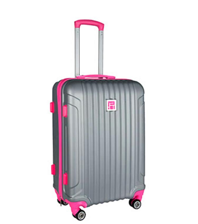 Малый чемодан спиннер Paso 19-200P (55см) ~ручная кладь~
