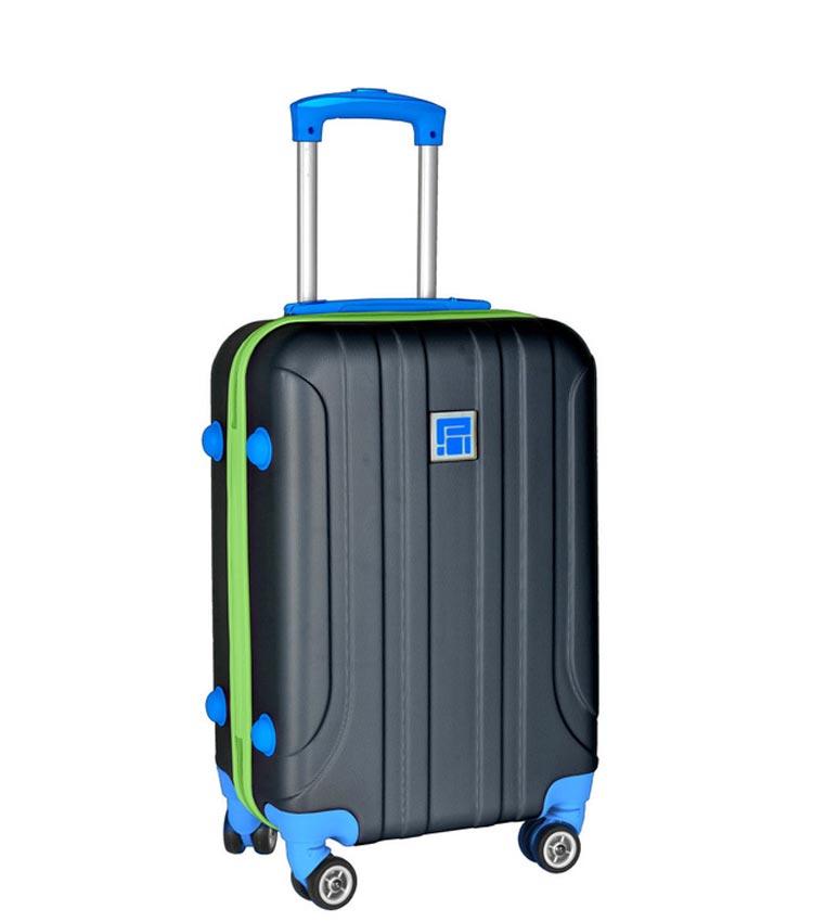 Средний чемодан спиннер Paso 19-201CZ (66 см)