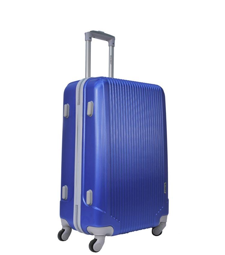 Малый чемодан спиннер Paso 19-916C (58 см)