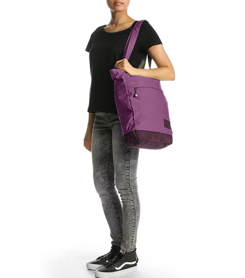 Сумка-шоппер Jack Wolfskin PICCADILLY Violet quartz