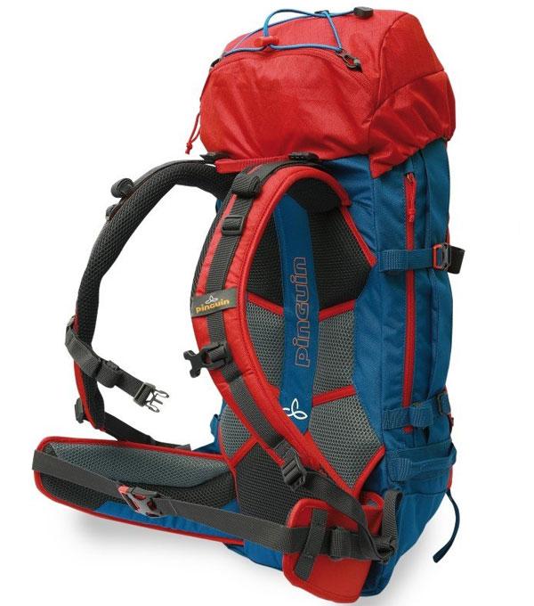 Туристический рюкзак Pinguin Boulder 38 red