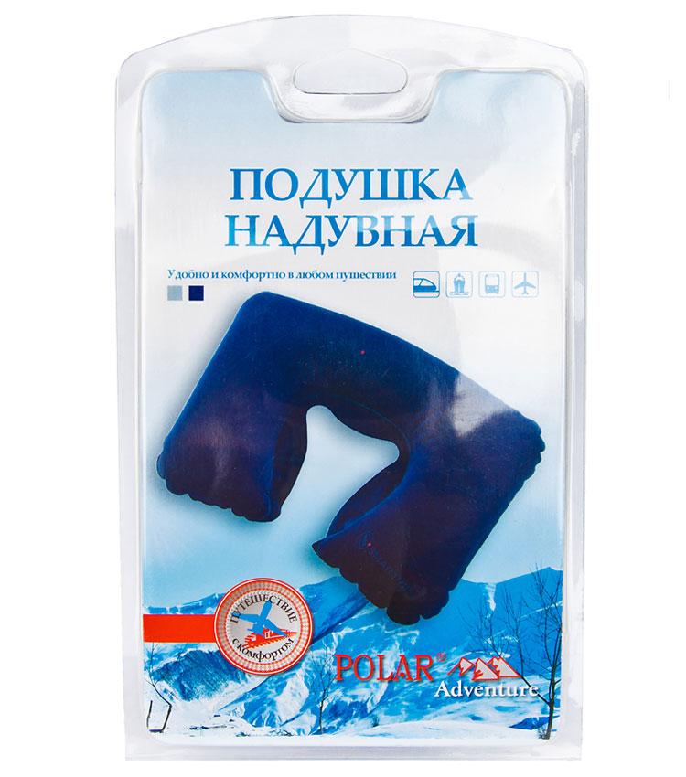 Надувная подушка Polar 820602 grey