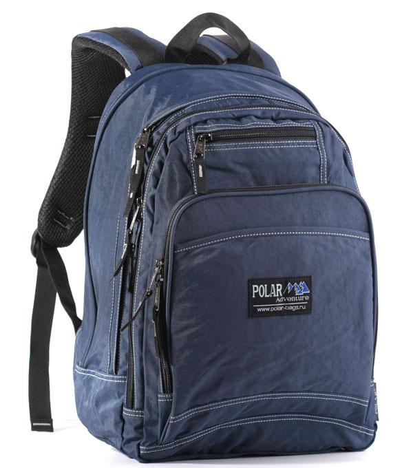 Рюкзак Polar 1224 blue