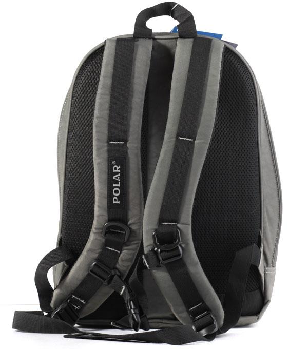 Рюкзак Polar 1224 grey