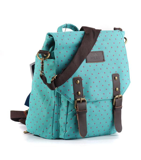 Рюкзак Polar 1510 mint dots