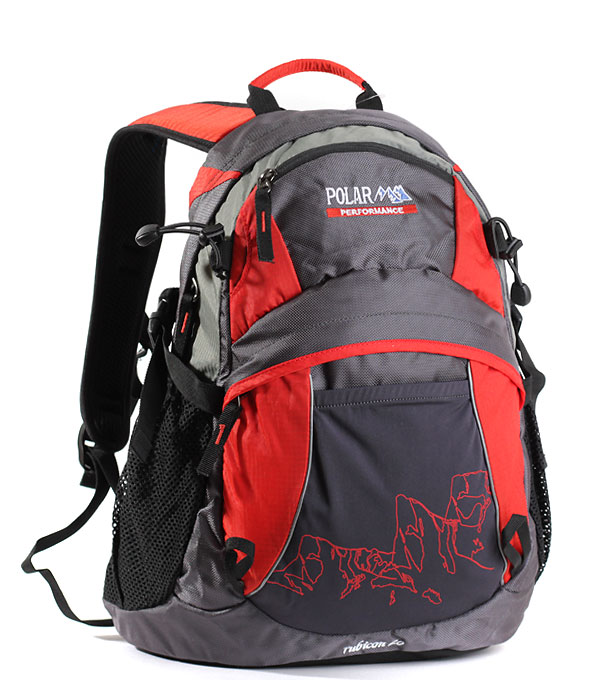 Рюкзак Polar 1563 red