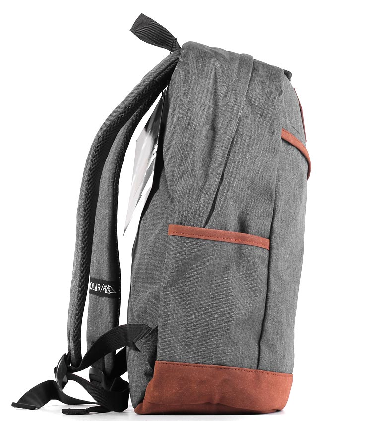 Рюкзак Polar 16012 d.gray