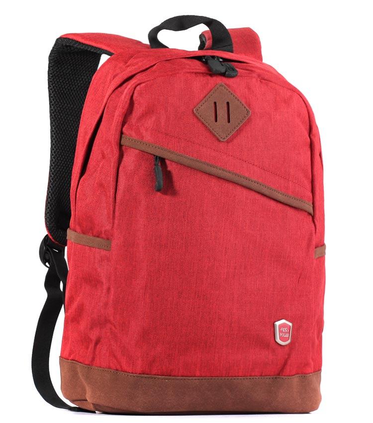 Рюкзак Polar 16012 red