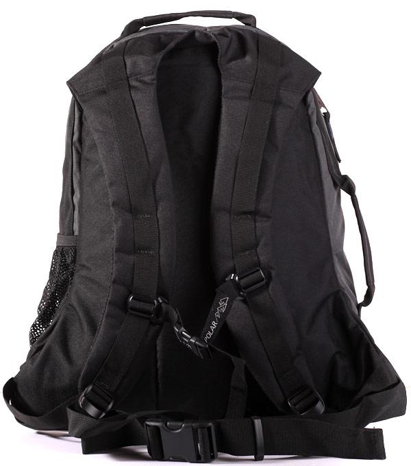 Рюкзак Polar 178 серо-синий