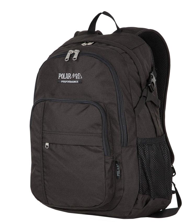 Рюкзак Polar 1991 black