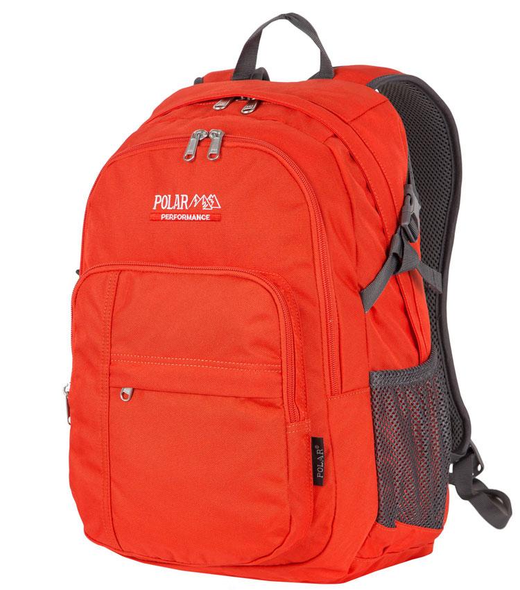 Рюкзак Polar 1991 orange