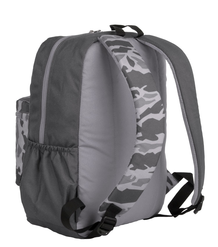 Рюкзак Polar 2199 black-red