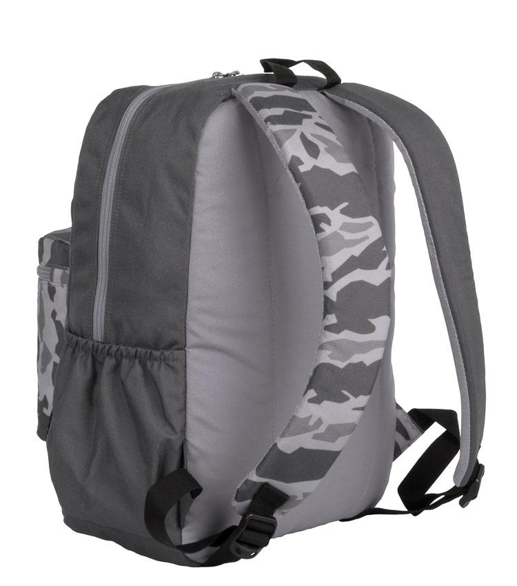 Рюкзак Polar 2199 grey-orange