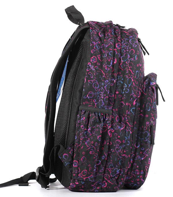 Женский рюкзак Polar 3901 bubbles