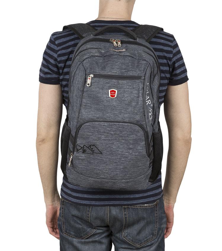 Рюкзак Polar П5104 dark