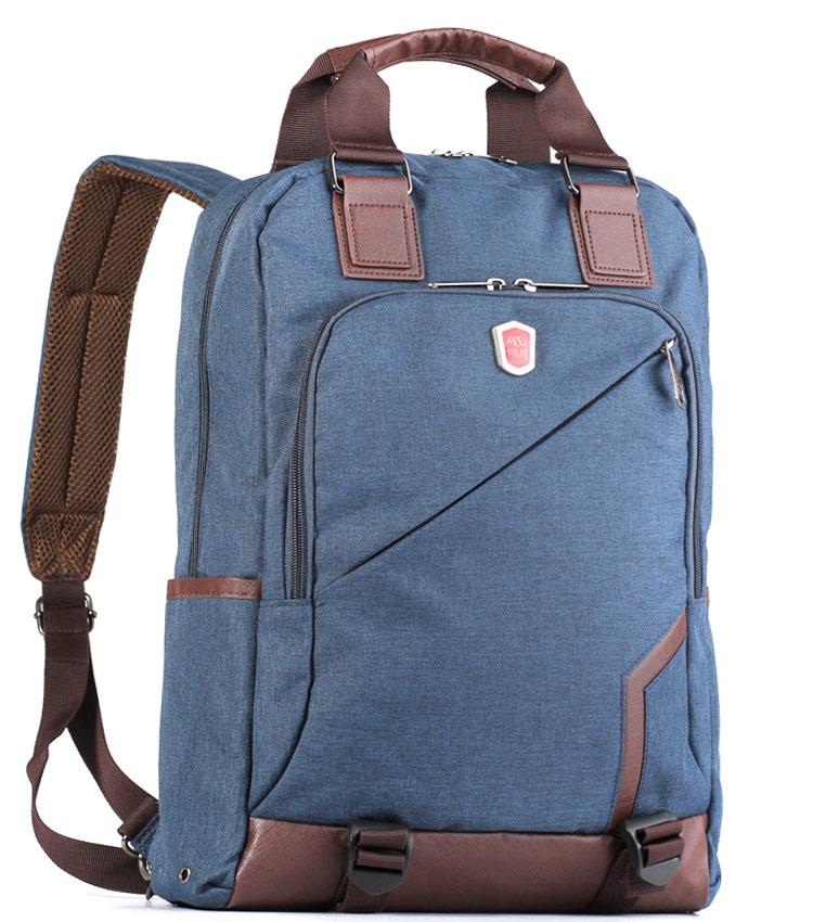 Рюкзак Polar 541-1 jeans blue