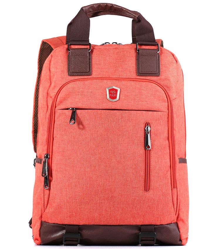 Рюкзак Polar 541-7 orange