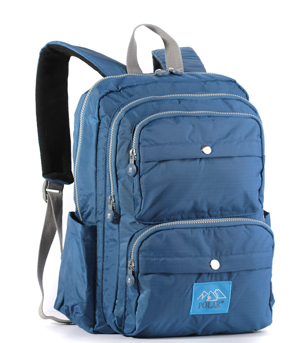 Рюкзак Polar 6009 blue