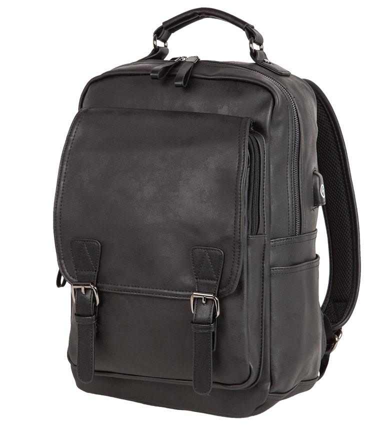 Рюкзак Polar 0272 черный