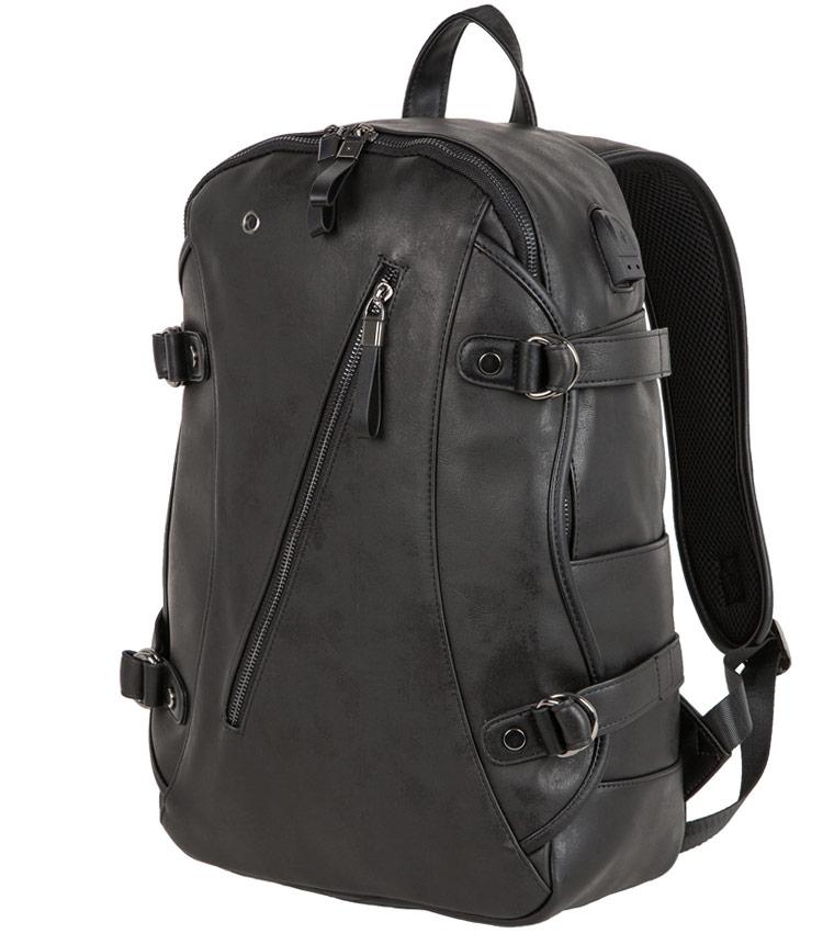 Рюкзак Polar 0273 черный