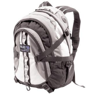 Городской рюкзак Polar 1002 grey