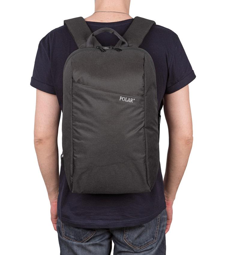 Рюкзак Polar К9173 dark