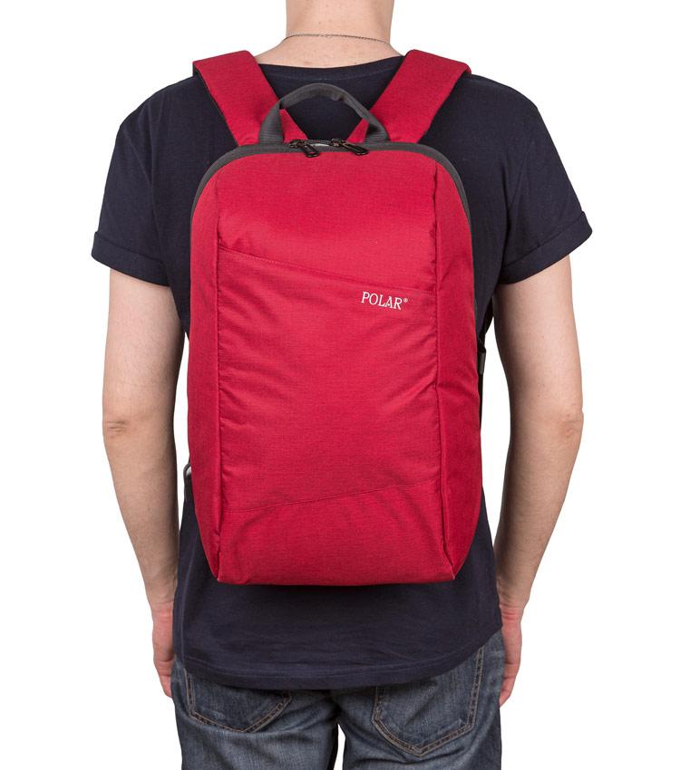 Рюкзак Polar К9173 red