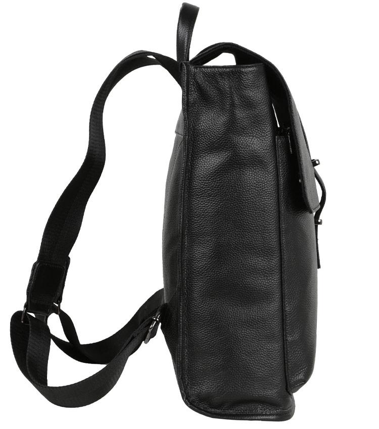 Кожаный рюкзак Polar 9201