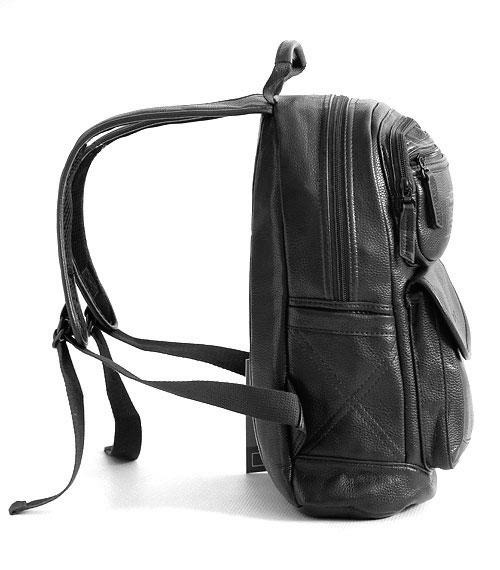 Женский серый рюкзак R-cruzo 8005 grey