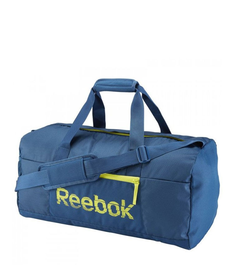 92ff568f Спортивная сумка Reebok SE Medium Grip blue (AY0311)