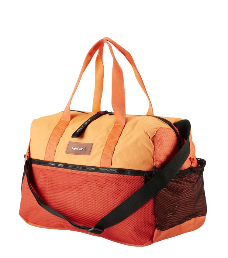 Спортивная сумка Reebok Studio duffle orange