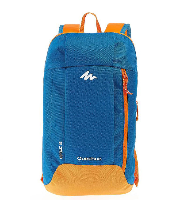 Рюкзак NH100 10 Л QUECHUA - rich dark turquoise
