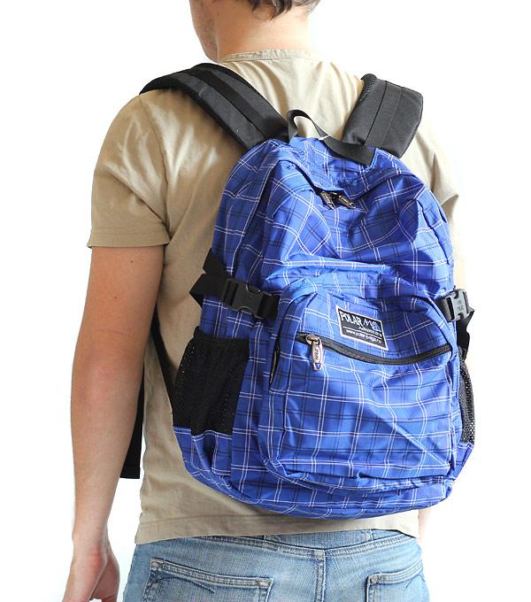 Рюкзак для ноутбука Polar 1573 blue
