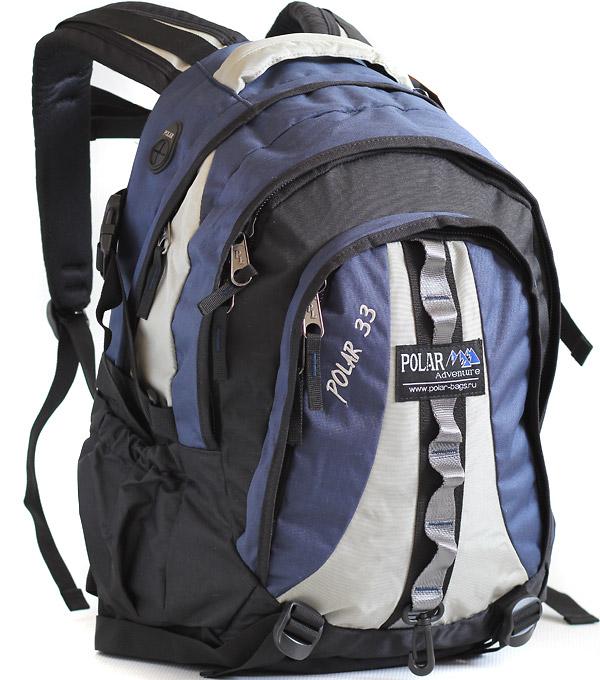 Городской рюкзак Polar 1002 blue