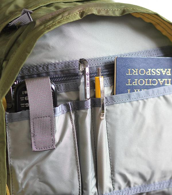 Рюкзак городской Polar 1609 green