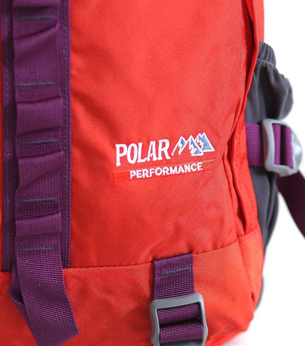 Рюкзак городской Polar 1609 orange