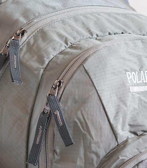 Рюкзак городской Polar 1626 gray