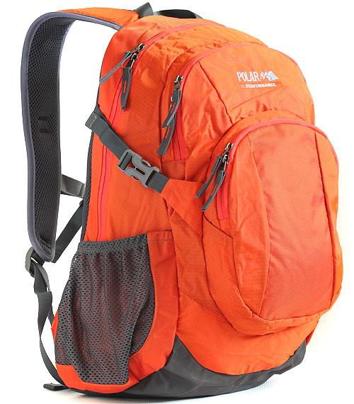 Рюкзак городской Polar 1626 orange
