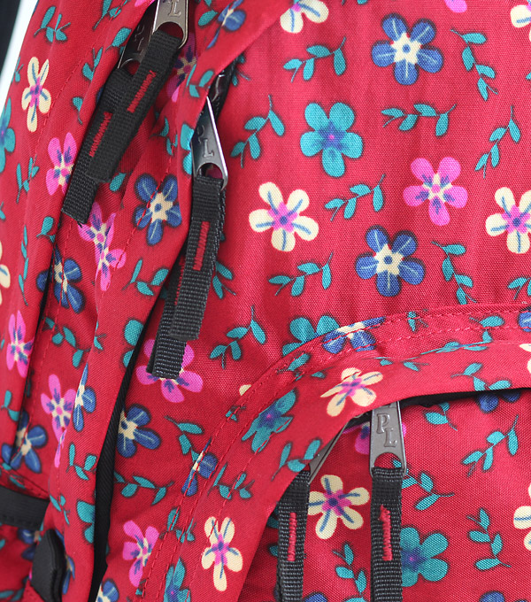 Женский рюкзак Polar 3901 red