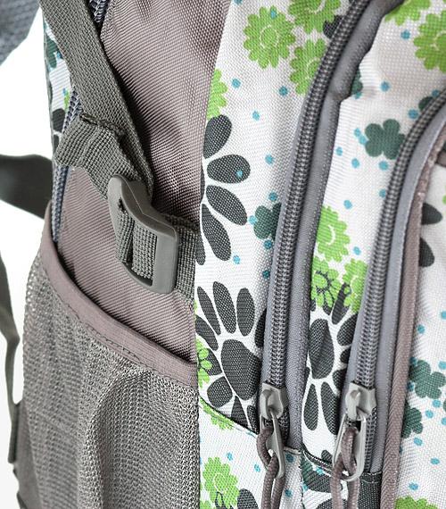 Рюкзак городской Polar 80072 gray