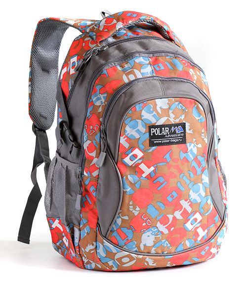 Рюкзак городской Polar 80076