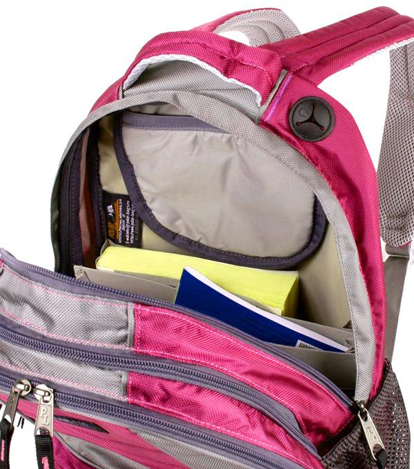 Городской рюкзак Polar ТК1009 pink