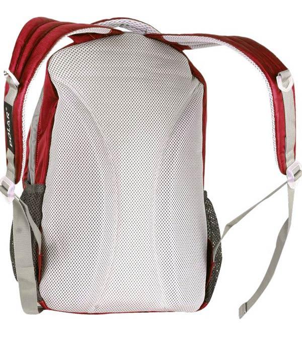 Городской рюкзак Polar ТК1009 red