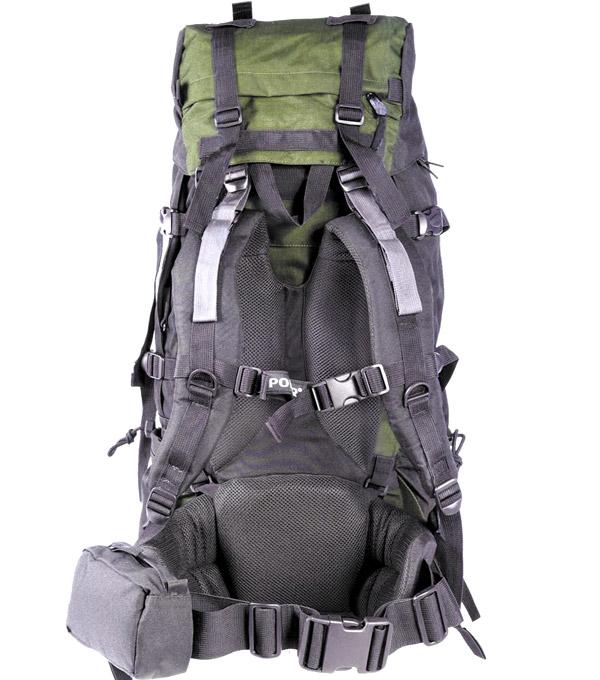 Туристический рюкзак Polar 992 khaki