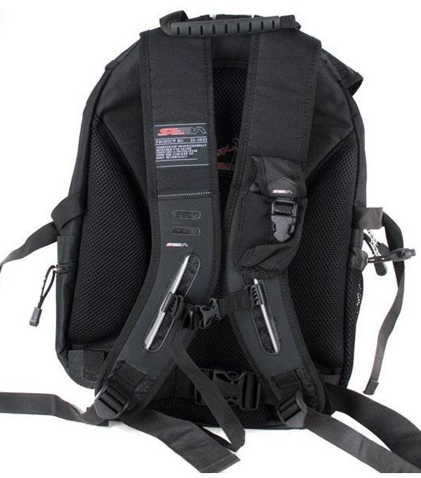 Рюкзак для роликов Seba small черный